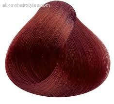 Shades Of Red Hair Color Chart Shades Red Hair Color Chart Allnewhairstyles Com