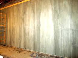 finishes within interior wall finishing prepare concrete