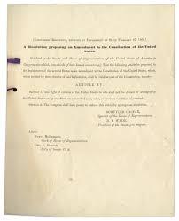 amendment essay 15th amendment essay