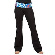 Pants Logos Amazon Com Cyberteez Supergirl Superman Logos Womens Girls Active