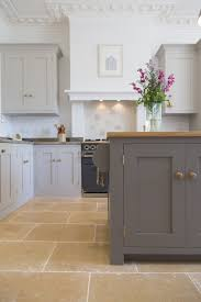 Sandstone Kitchen Floor Tiles Redland Town House The Floor Cabinets And Islands