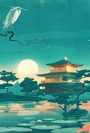 Iphone X Wallpaper Japanese Art ...