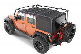 off road unlimited roof racks src roof rack for jeep jk 4 door
