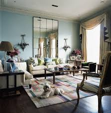 Nina Campbell Interiors Notting Hill Town House A possible cornice for  sitting room