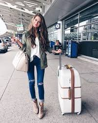 Cute winter women airport outfits ideas Casual Instagram Post By Caitlin Aug 15 2016 At 221am Utc Pinterest 68 Best Airport Outfits Images Outfits Travel Clothing Winter