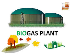 Image result for biogas plant