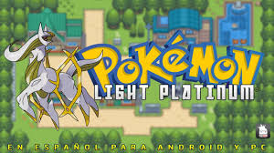 Pokemon Light Platinum Free Download For Visual Boy Advance Pokemon Light Platinum En Espa U00f1ol Para Android My Boy