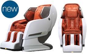 infinity 8000 series massage chair. infinity iyashi massage chair with orange interior 8000 series 3