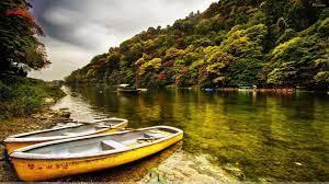 Download beautiful river wallpaper HD ...