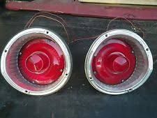 ford falcon tail lights 1964 ford falcon tail light assemblies wiring harness will work on 1965 too