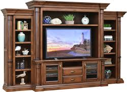 Paris Entertainment Center from Weaver is a Showcase of Sophistication
