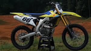 2018 suzuki motocross. plain suzuki first ride 2018 suzuki rmz450  motocross action magazine on suzuki motocross
