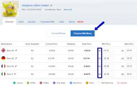 How to Set Your Amazon Min and Max Prices in RepricerExpress