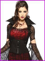 Coiffure De Vampire Femme 174621 Gothique Vampire Halloween
