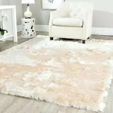 flokati rug ikea furniture best faux fur ideas on white