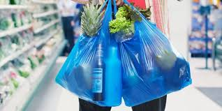 Image result for shopping with polythene carry bag image
