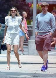 Jason Sudeikis and Keeley Hazell Dating ...