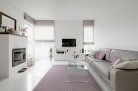 Image Of Modern Living Room With Taupe Sofa Stock Photo Picture And Royalty Free Image 50382972