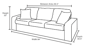 rare sectional sofa dimensions photo concept karlstad of standard in couch