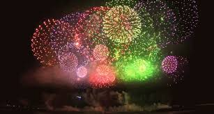 happy new year fireworks gif. Contemporary Year Happy New Year Loop GIF To Fireworks Gif Giphy