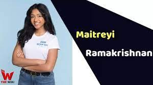 Maitreyi Ramakrishnan (Actress) Height ...