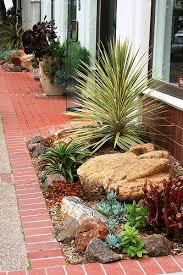 Small Picture Succulent garden Cute if you have a very small garden area to