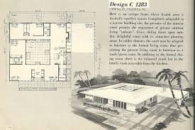 Small Picture Mid Century Modern House Plans Modern Bear
