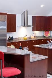 Boston Metrowest Modern Contemporary Cherry Kitchen Divine Design