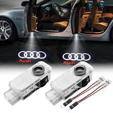 Audi A3 Door Lights Joasinc For Audi Door Lights Led Ghost Shadow Lights Projector Door Courtesy Step Lights Welcome Lights For Audi A3 A4 A5 A6 A7 A8 Q3 Q7 Series Pack
