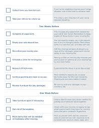 Bbb Moving Checklist