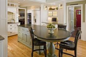 View in gallery A hybrid kitchen island ...