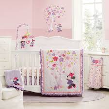 8165ceqf7ul sl1500 r crib baby minnie mouse bedding com disney love blossoms girl wall decal minnie mouse bedroom set