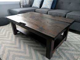 coffee table made from solid reclaimed wood coffee tables city of toronto kijiji