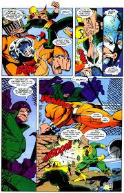 Iron fist shatters thunderball