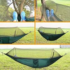 95 feet hammock with mosquito net tent for
