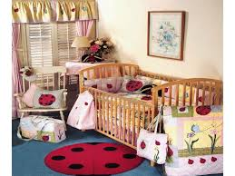 Ladybug Bedroom Decor Baby Bedroom Furniture Sets 4 Colorful And Simple Baby Bedroom
