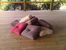 Outdoor Floor Cushions For Seating NYTexas