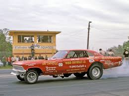 a look back at some of the early chevys that shaped drag racing history