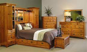 3.0 out of 5 stars 2. Mission Pier Four Piece Master Bedroom Set From Dutchcrafters Amish