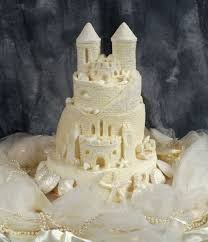 Just Desserts - by Master Pastry Chef Melinda Gregory. | Beach wedding  cake, Castle wedding cake, Sand castle cakes