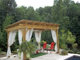 Simple Pergola pergolas look light and airy but can do some heavy lifting 4551 by xevi.us