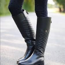 70% off Tory Burch Shoes - Mint ❤️Tory burch quilted riding boot ... & Tory Burch Shoes - Mint ❤️Tory burch quilted riding boot 7.5 Adamdwight.com