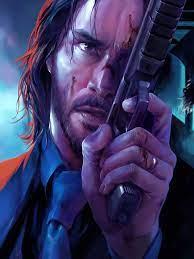 ▷ John Wick Hintergrundbild 📱