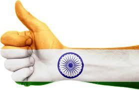 illustration flag hand asian national image   flag hand asian national patriotic