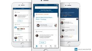 App Sales Get Daily Briefs With A Revamped Sales Navigator Mobile App