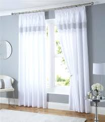 eyelet white curtains lined curtains eyelet rings or pencil pleat tape white lined curtains