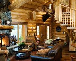 Cabin Living Room Furniture Lodge Style Living Room Furniture