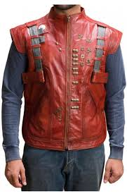 get star lord guardian of the galaxy vest jacket