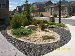 Unique Front Yard Landscaping Ideas With Stones 17 Best Images About Rocks  For Landscaping On Pinterest Gardens