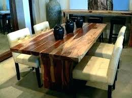 unfinished wood dining table pedestal column legs unfinished wood dining table kitchen chairs